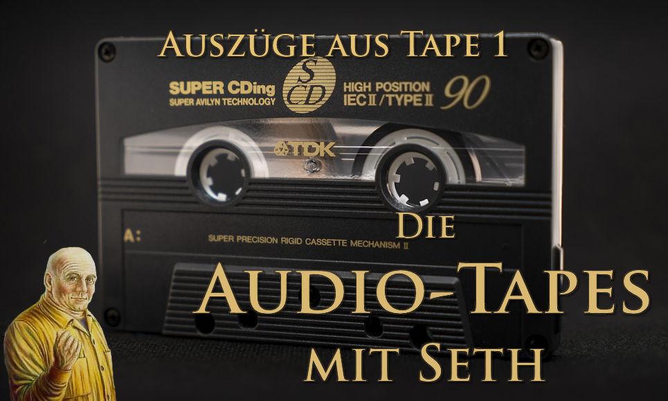 Seths Audio CD - Auszüge aus Audio-Tape 1