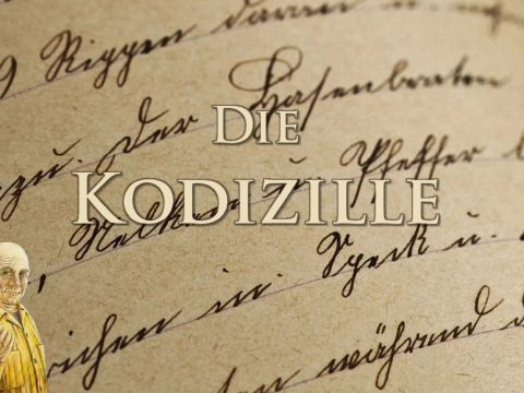 Die Kodizille